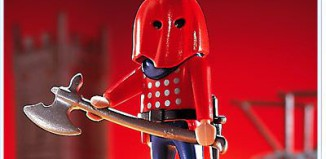 Playmobil - 4524 - Axe Man