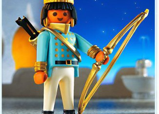 Playmobil - 4527 - Indian Bowman
