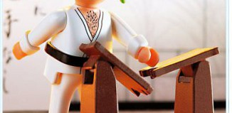 Playmobil - 4532 - Karatekid
