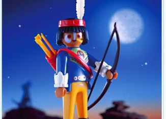 Playmobil - 4541 - Wolf Hunter