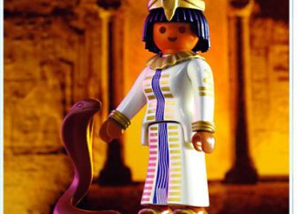 Playmobil - 4546 - Reine Egyptienne