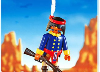 Playmobil - 4552 - Native Scout