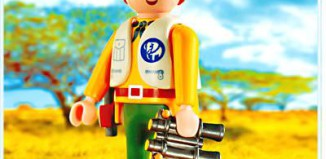 Playmobil - 4559 - Game Keeper