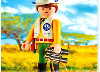 Playmobil - 4559 - Game Keeper