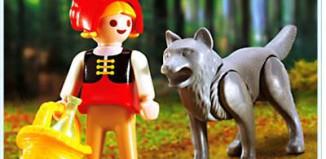 Playmobil - 4562 - Red Riding Hood