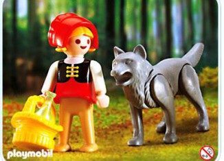 Playmobil - 4562 - Red Riding Hood