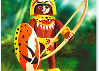 Playmobil - 4564 - Tribesman