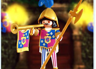 Playmobil - 4568 - Royal Hornsman