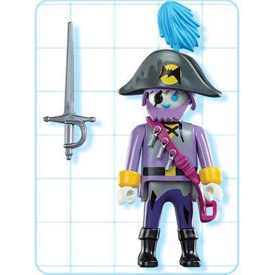 Playmobil 4572 - Phantom Pirate - Back