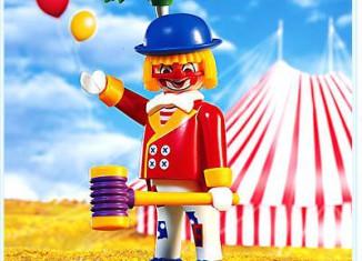 Playmobil - 4573 - Clown Beppo