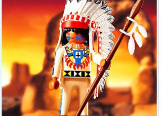 Playmobil - 4589 - Indian Chief