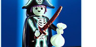 Playmobil - 4603 - Halloween Costume