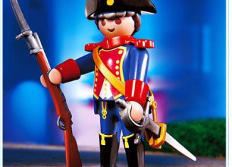 Playmobil - 4611 - blue coat guard