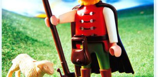Playmobil - 4615 - Shepherd