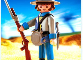 Playmobil - 4622 - Confederate Soldier
