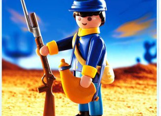 Playmobil - 4628 - Northern Soldier