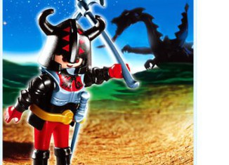 Playmobil - 4633 - Dragon Warrior