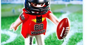 Playmobil - 4635 - Football Player