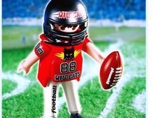 Playmobil - 4635 - Football Player