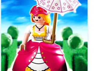 Playmobil - 4639 - Magnificient Lady