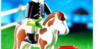 Playmobil - 4641 - Equestrian Woman