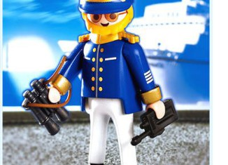 Playmobil - 4642 - Cruise Ship Captain