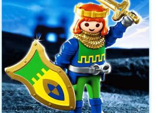 Playmobil - 4643 - Brave Prince