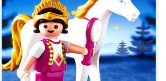 Playmobil - 4645 - Princess with unicorn