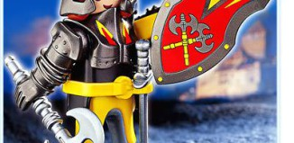 Playmobil - 4646 - Black Knight