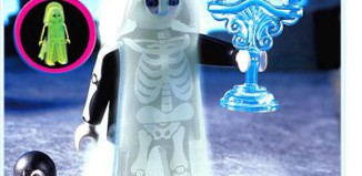 Playmobil - 4650 - Scary Ghost