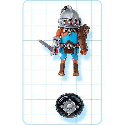 Playmobil 4653 - Gladiator - Back