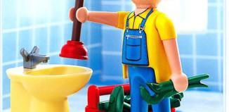 Playmobil - 4655 - Plumber