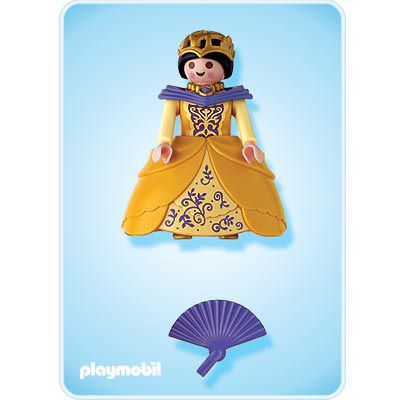 Playmobil 4657 - Queen - Back
