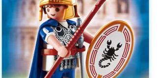Playmobil - 4659 - Roman Fighter