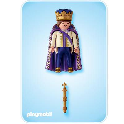 Playmobil 4663 - Royal King - Back