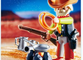 Playmobil - 4665 - Western Cowboy