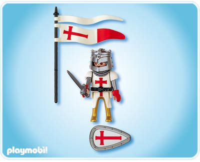 Playmobil 4670 - King's Knight - Back