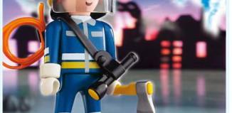 Playmobil - 4675 - Fireman