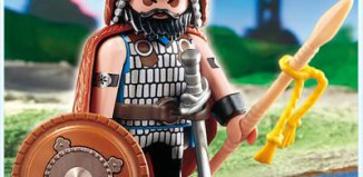 Playmobil - 4677 - Barbarian Chief