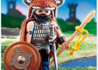 Playmobil - 4677 - Barbarian Chief