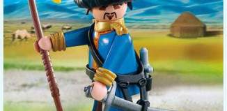 Playmobil - 4683 - Cossack Soldier