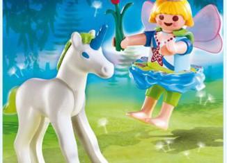 Playmobil - 4692 - Fairy with Unicorn