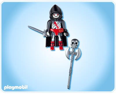 Playmobil 4694 - Hooded Ghost - Back
