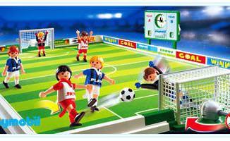 Playmobil - 4700 - Soccer Match