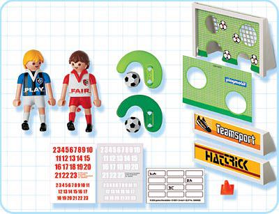 Playmobil 4701 - Soccer Shoot Out - Back