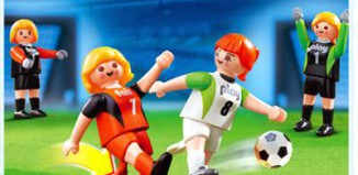 Playmobil - 4703 - Girls` Teams