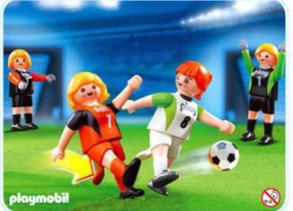 Playmobil - 4703 - Girls` Teams