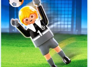 Playmobil - 4704 - Goalie