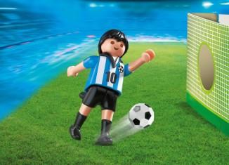 Playmobil - 4705 - Soccer Player - Argentina