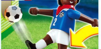 Playmobil - 4711 - Soccer Player - France
